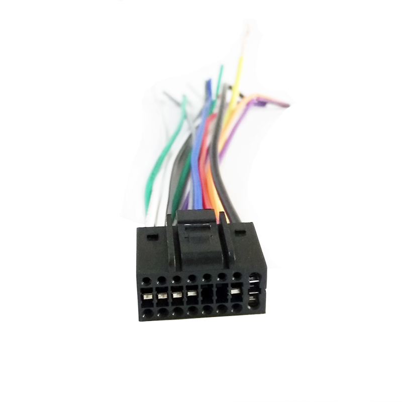 US $18.89 10% OFF|Biurlink 10PCS 16 Pin Car Stereo Headunit Replacement on kenwood remote control, kenwood power supply, kenwood ddx6019, kenwood wiring-diagram, kenwood instruction manual,