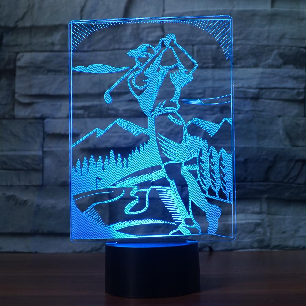 Cheap Price Creative Birthday Gifts 3d Led Unicorns 7 Color Table Lamp Bedroom Study Atmosphere Night Light For Children Sleep Light Fixture Convenience Goods Night Lights