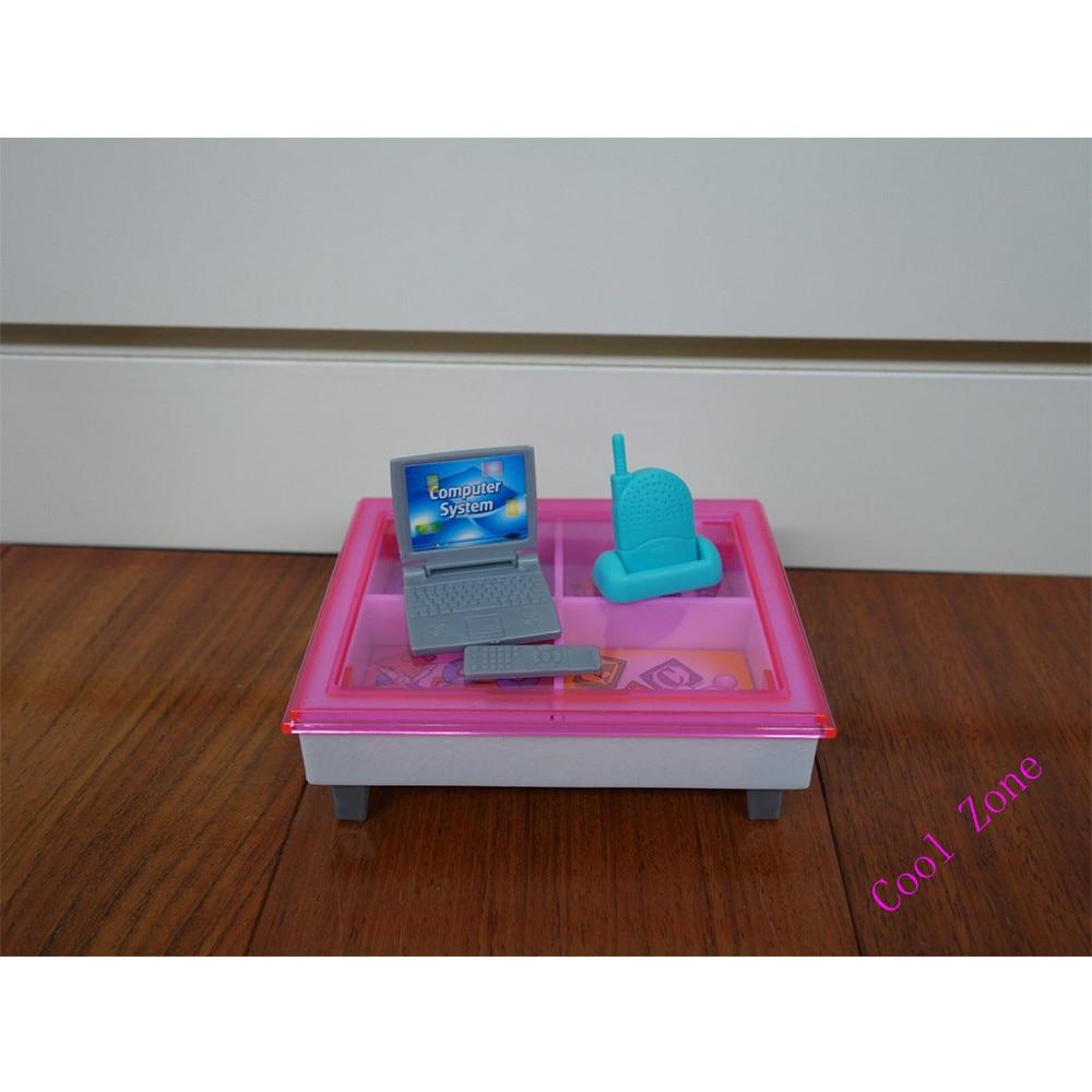 Miniature Leisure Living Room Furniture Set For Barbie Doll House