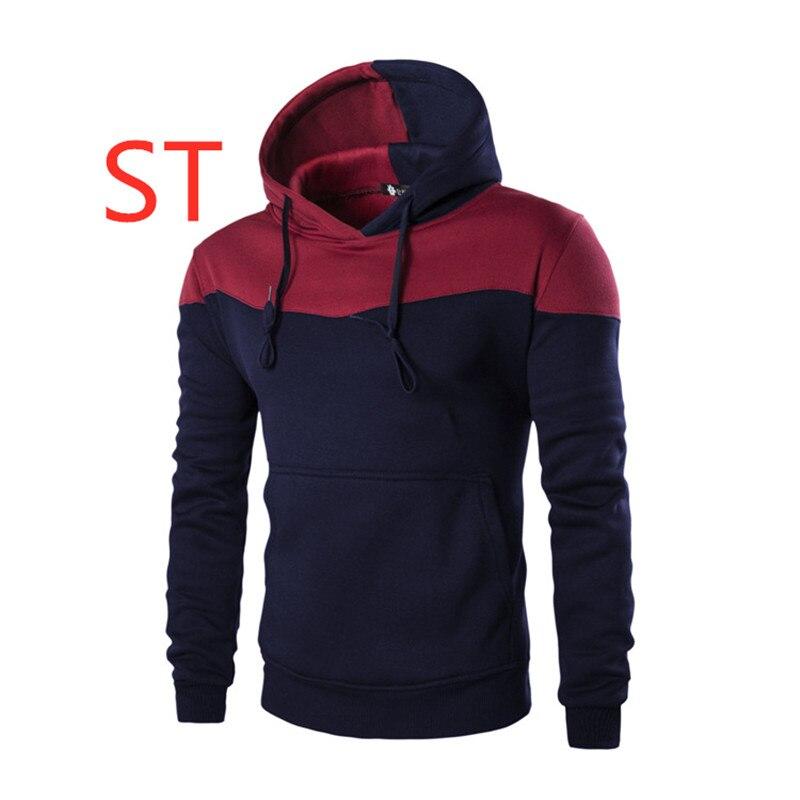 Humor St Spring Autumn Sweatshirts Mens Warm Fleece Jacket Men Hoodie For Men Hoodies Brand Street Casual Hooded Sweatshirt Skateboard High Quality And Low Overhead Hoodies & Sweatshirts