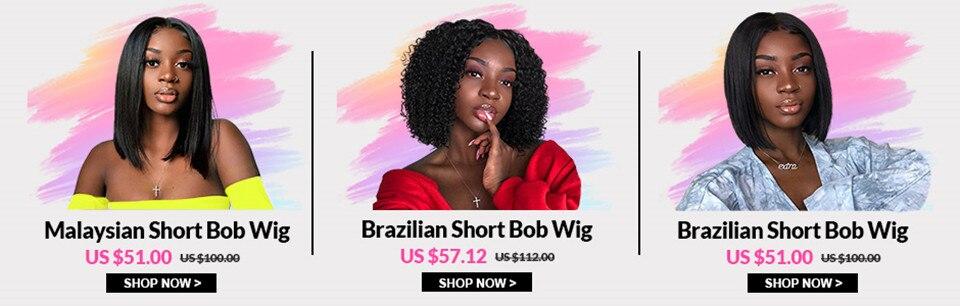 short bob wig