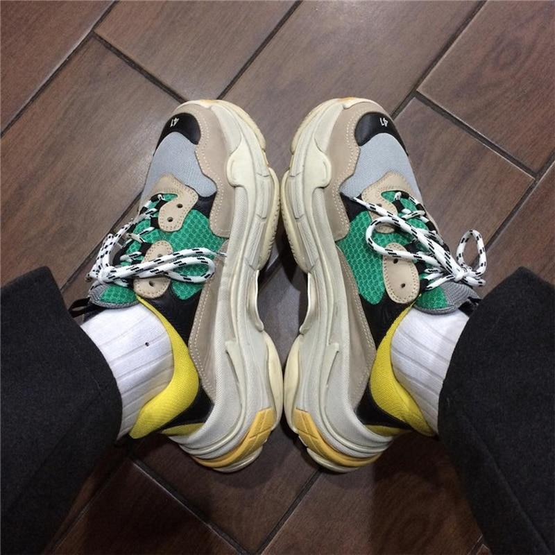 Harajuku/осенние винтажные кроссовки для мужчин и женщин; повседневная обувь с дышащей сеткой; модные мужские кроссовки; Masculino Adulto
