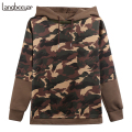 2017New Fashion Mens Hoodie Camouflage Sweatshirt Men Pullover Hooded Mens Hoodies And Sweatshirts Spring Casual Mens Clothing