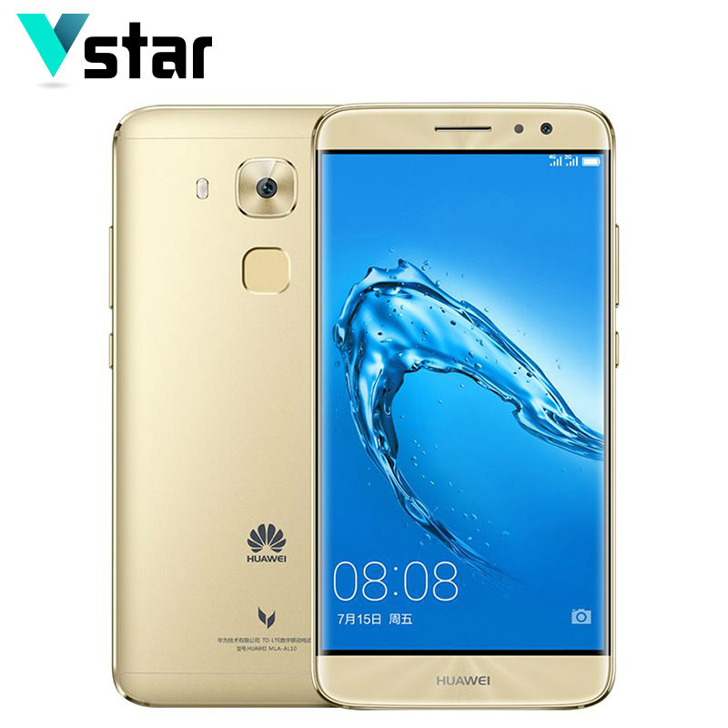Huawei Maimang 5 MSM8953 Octa Core 2.0GHz 5.5 inch Smartphone 2 Back Cameras 4GB RAM 32G/64GB ROM Dual SIM Android 6.0