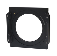 WYATT Aluminum 100mm Square Filter Holder Support + 77-77mm Double Thread Ring Adapter for Lee Hitech Cokin Z 4x4