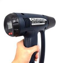 Chanseon 2000W EU Industrial Electric Hot Air Gun Thermoregulator LCD Display Sh