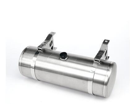 US $110 0 |Welding simulation hydraulic round oil tank FOR 1/14 SCALE  TAMIYA Tractor Trailer 56336 King Hauler-in Parts & Accessories from Toys &
