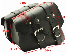 Free shipping XL 883/1200 Bag soft tail motorcycle sportster series dedicated Sport car side bag motorcycle saddle bag
