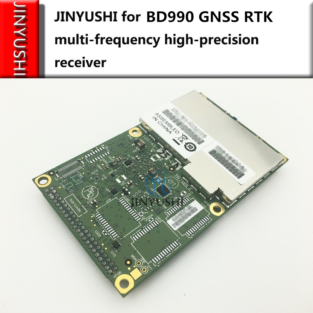 New For Trimble BD990 GNSS Receiver RTK High-precision Differential Base+Rover GPS L1 L2 L5/GLONASS/Galileo/BDs