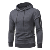 Men S Hoodies 2017 Newest Men Long Sleeve 3D Hoodies Casual Sweatshirt Slim Diamond Plaid Tracksuit