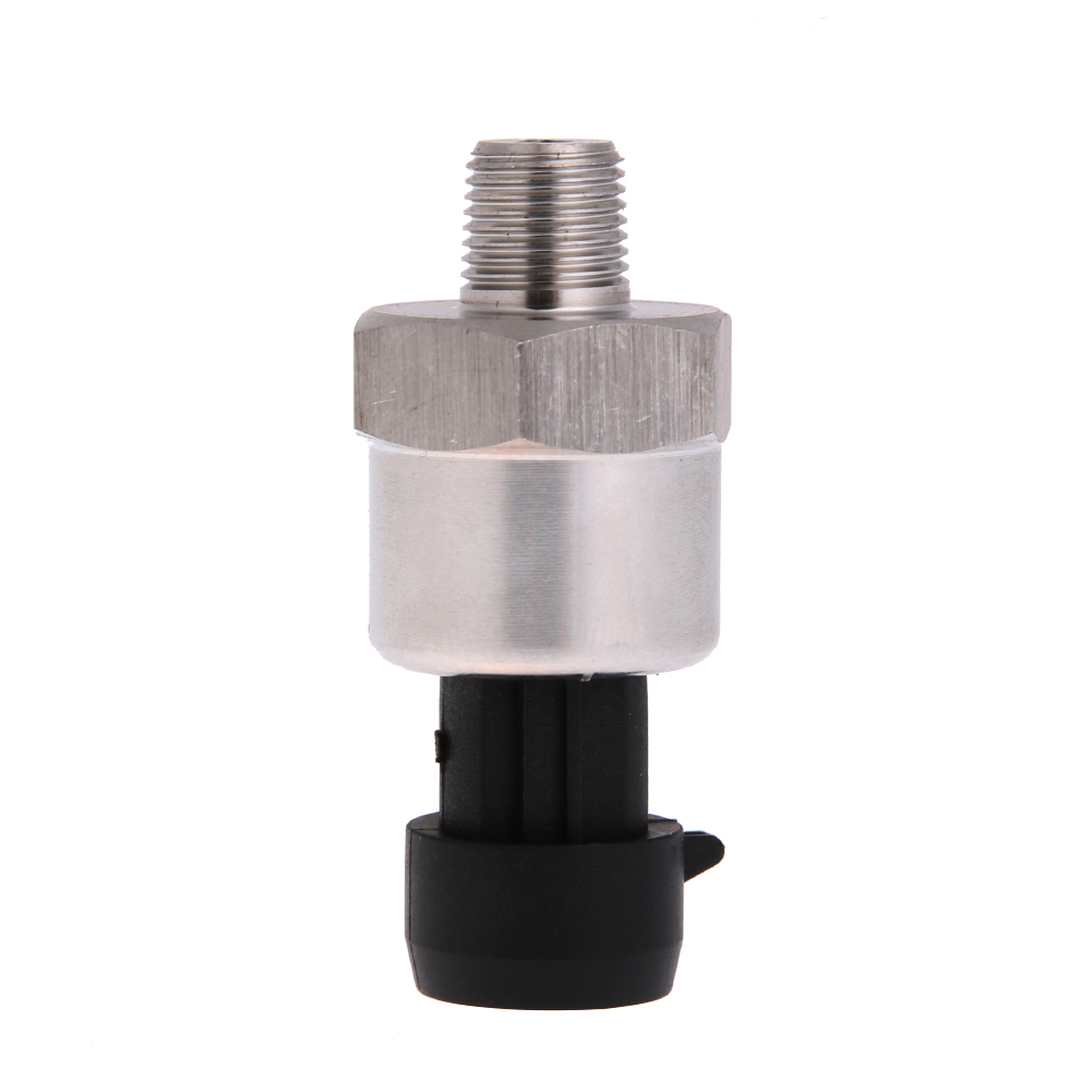 Universial Hydraulic Pressure Oil Pressure Sensor Transducer 100PSI for Gas Water Air Car Automobile