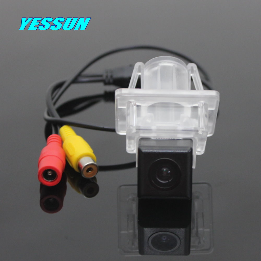 Yessun For Mercedes Benz E Class W212 W207 C207 Car Rear View Camera Stereo Radio Wiring Harness Adapter Iso Back Up Reverse Parking