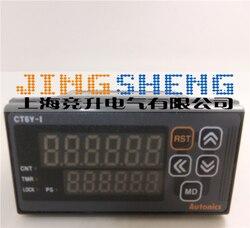 CT6Y-I2 100% Новый оригинальный подлинный счетчик таймера 24-60VDC (замена CT6Y-I)