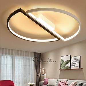 Image 1 - Moderne led deckenleuchten Für wohnzimmer esszimmer schlafzimmer warme kreative studie persönlichkeit einfache runde decke lampe