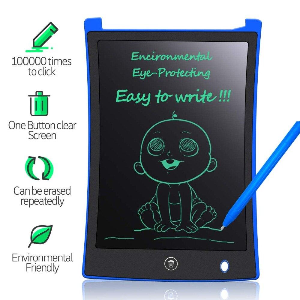 Ehrlich Zeichnung Spielzeug 8,5 lcd Schriftlich Zeichnung Tablet Löschen Elektronische Papierlose Lcd Handschrift Pad Kinder Schreibtafel Kinder Geschenke Freigabepreis Digital Tablets