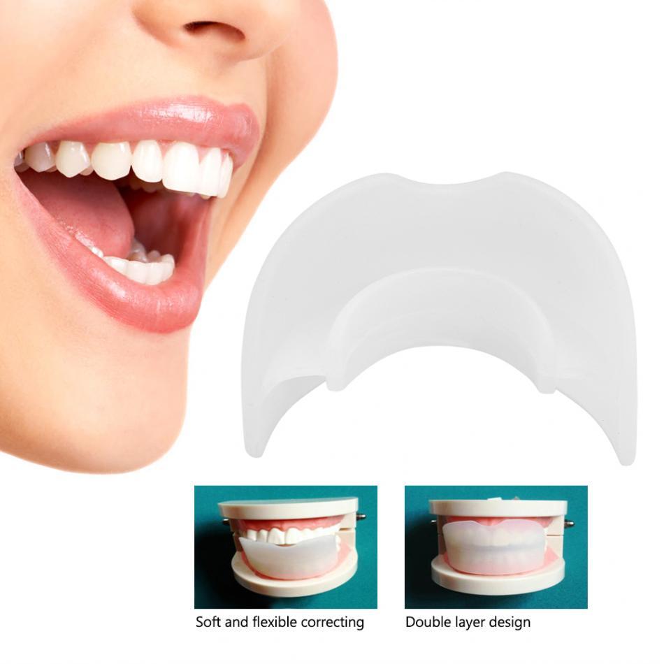 Flexible Dental Orthodontic Braces Teeth Anti Grinding Teeth Brace ...