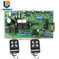 LPSECURITY 12 В DC Swing плата управления с 2 шт. пульт дистанционного управления для постоянного тока линейный двойной поворотный рычаг электронный ...