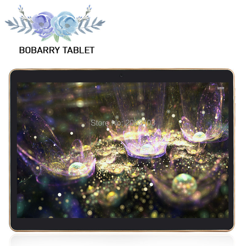 Original de 9.6 Pulgadas 3G tableta del teléfono del Androide Octa Core tablet p