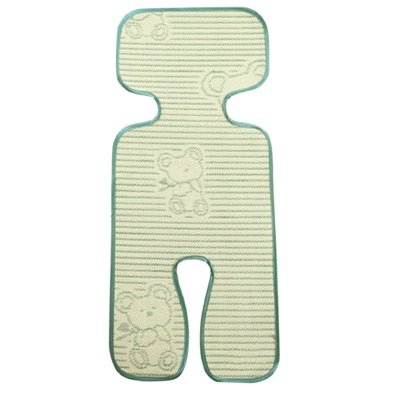 Mother & Kids Cool Newborn Baby Stroller Mat Summer Infant Rattan Seats For Prams Push Chairs Sweet Hildren Folding Breathable Cushion Pad