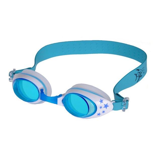 Kids Children Boys Girls Anti-fog Adjustable Swimming Goggles