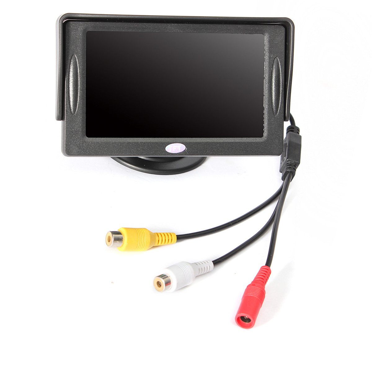 NEW 4.3 Inch HD Digital Monitor TFT LCD Color Screen For Reversing Camera 12V Home Security Safety