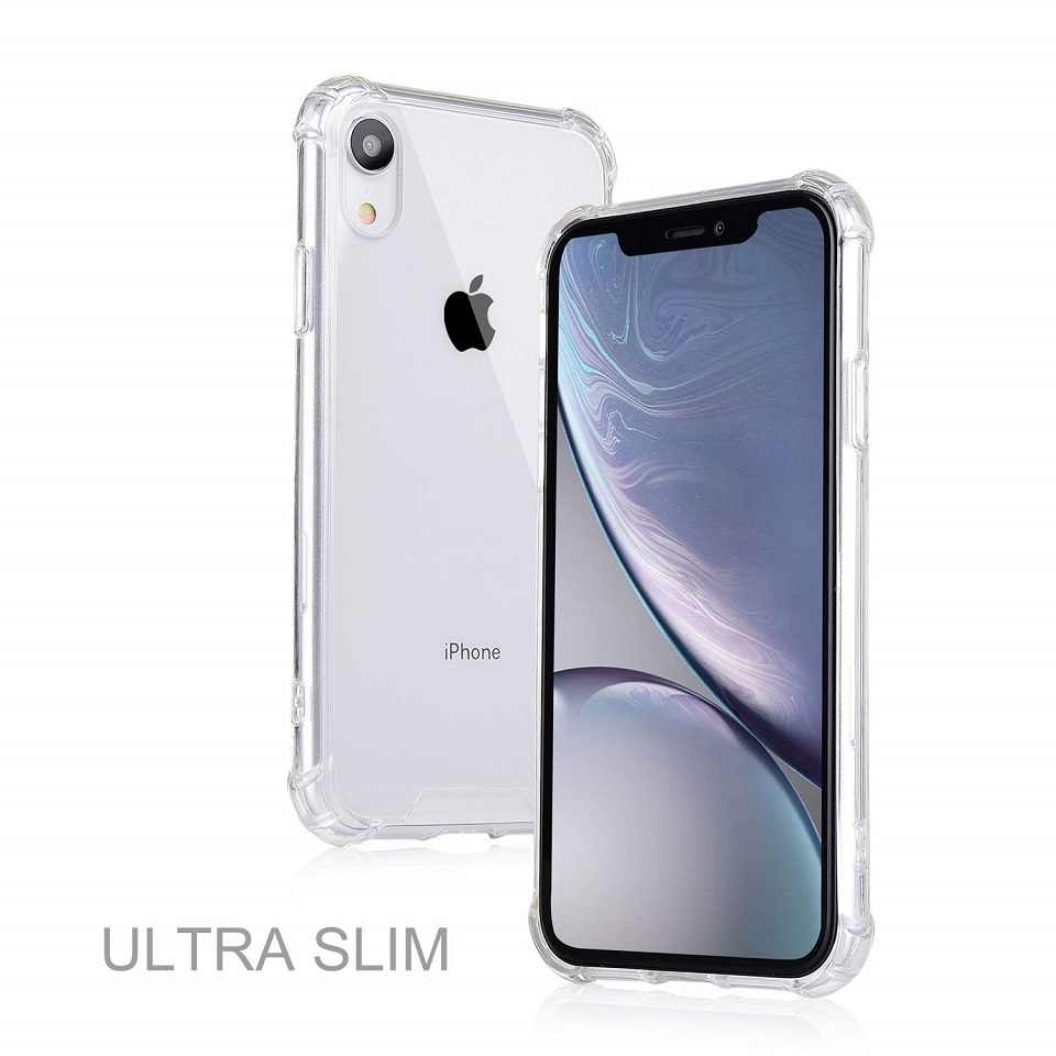 For iPhone X Case Slim Clear Soft TPU Cover Iphone XS MAX XR X  Cover For Apple For IPhone 7 8 6 S Plus 5 5S SE Silicone Cases