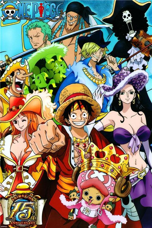 2016 One Piece Poster40x60cm 1222