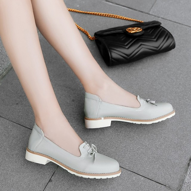 Big Size 11 12 ladies high heels women shoes woman pumps Single shoe casual footwear shallow round headed woman