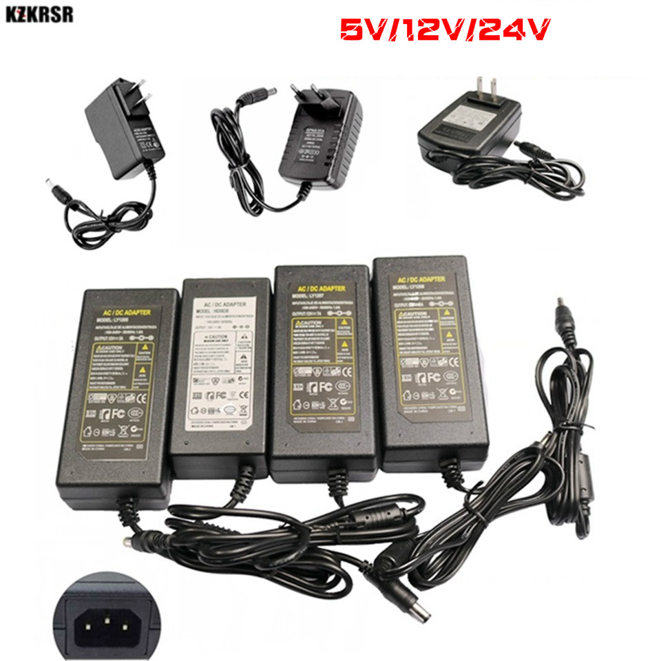 Compatible with Power Corp A7-80S12R-W 12V AC//DC Power Adapter Equivalent