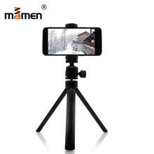 лучшая цена Portable Selfie Stick Tripod Stand Smartphone Digital Camera Tripod Stand For Digital Micro SLR Gopro Camera With Phone Clip