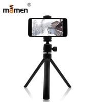 Portable Selfie Stick Tripod Stand Smartphone Digital Camera Tripod Stand For Digital Micro SLR Gopro Camera With Phone Clip