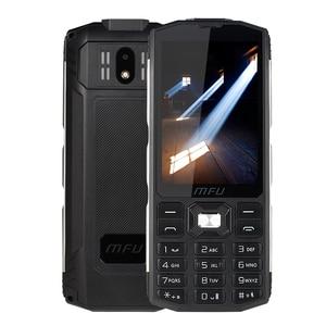 "Image 3 - מעתיק A905 3.5 ""IP68 עמיד למים נייד טלפון Tri sim כרטיס 4000mAh ארוך המתנה אלחוטי FM לפיד כוח בנק גדול נפח טלפונים סלולרי"