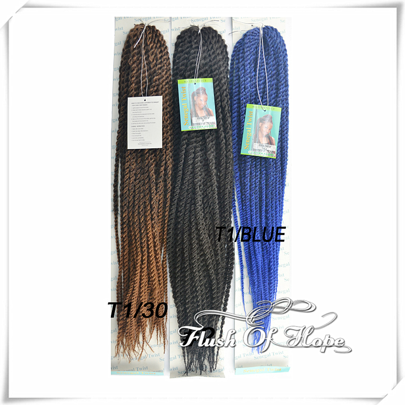 Masterpiece Senegal Afro Kinky Twist Ombre Crochet Marley Braid ...