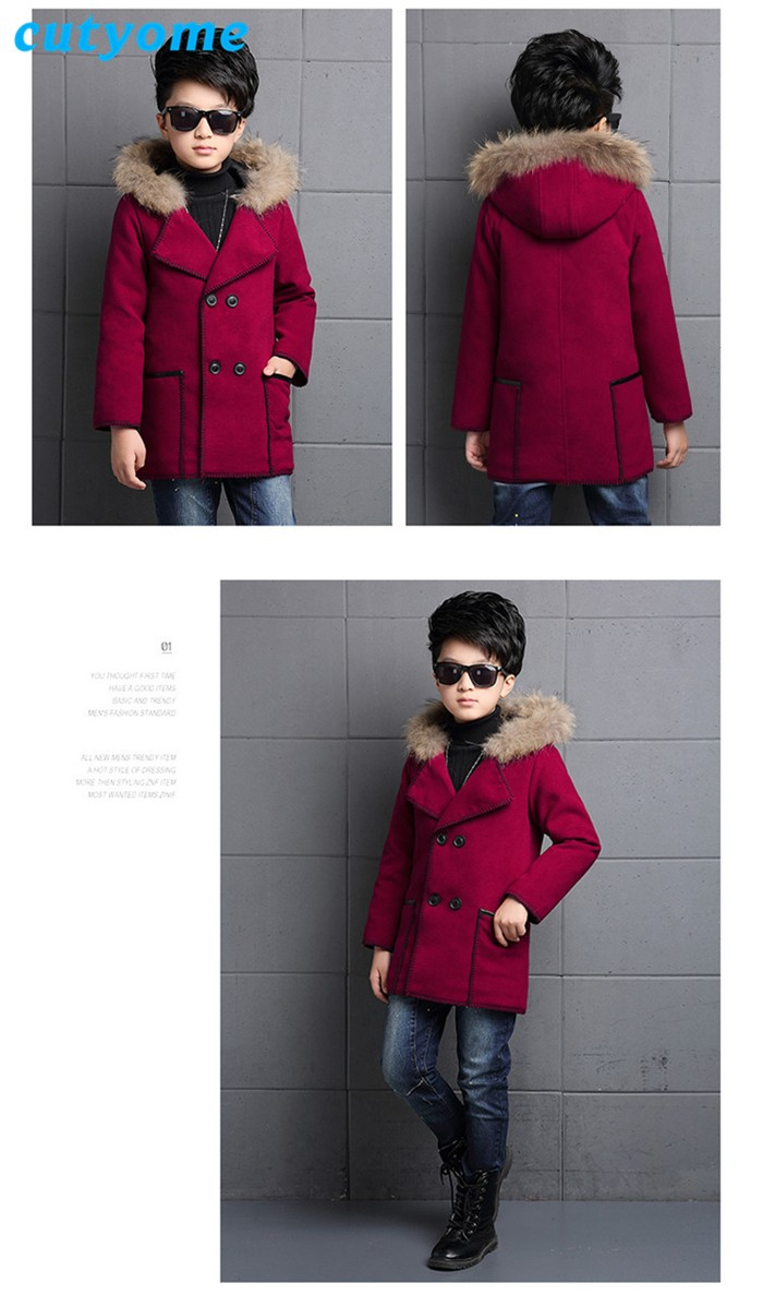 fashion wool coats for kids09