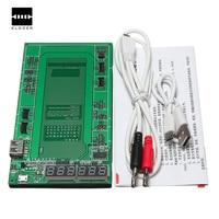 New Green K9201 Caricabatteria Attivazione Tester sicuro e facile da usare, protezione da corto circuito 145x78x7mm 3-3.5 V Circuiti