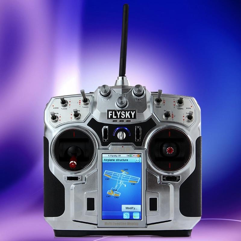 Original Flysky FS-i10 FS I10 2.4ghz 10ch Transmitter and Receiver System + 3.55