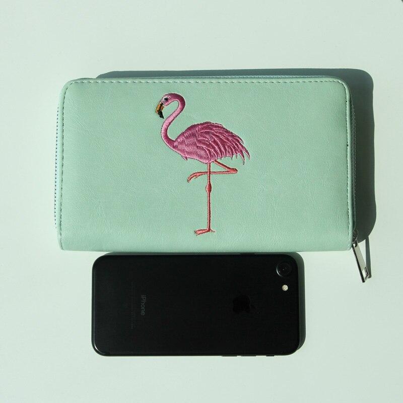 2017 nova flamingo bolsa da Tipo : New Estilo Women Money Clips