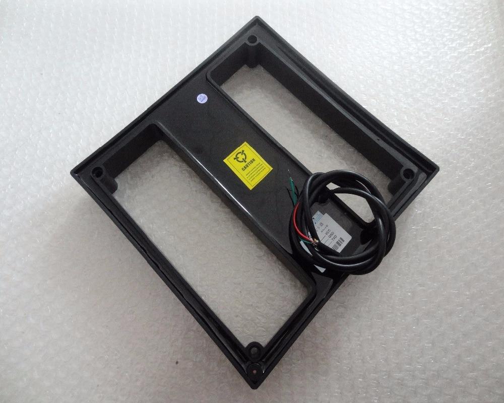 125 Khz Max 0.7-1 M mi longue distance gamme lecteur rfid/wiegan26/34 sortie interface combanation avec EM ID Carte à puce