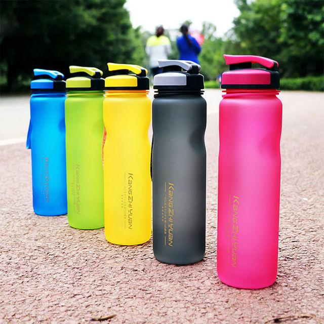 Us 9 67 49 Off My Bottle Water 1000ml Plastic Sports Portable Bike Outdoor Cycling Drink Fruit Infuser Shaker Bottles In