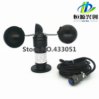 Wind speed sensor / current signal :4 20mA / Air velocity transducer / The environmental monitoring / Wind speed transmitter