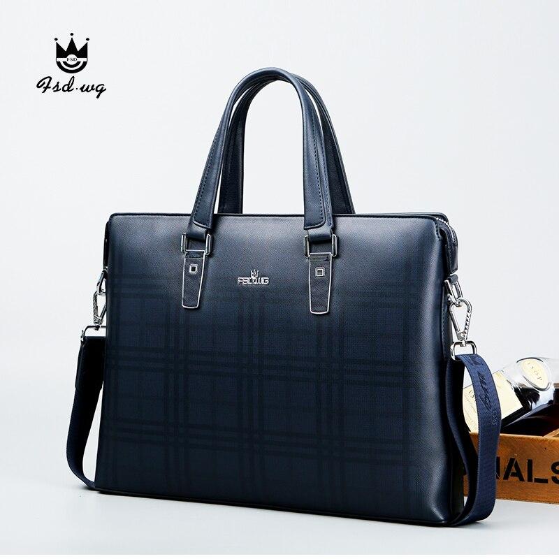 New large space leather zipper bag men bag weekend bag business handbag shoulder bag