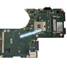 SHELI для ноутбука Toshiba Qosmio X870 X875 Материнская плата ноутбука V000288290 6050A2493501-MB-A02 DDR3 Тесты хорошее