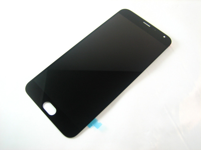 Замена Полный ЖК-Дисплей + Сенсорный Экран Digitizer для Meizu MX5 Черный
