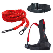 15ft/5Meters Strength Training Resistance Band Latex Bungee Bounce Trainer Pull Rope For Explosiveness Training Home Workout