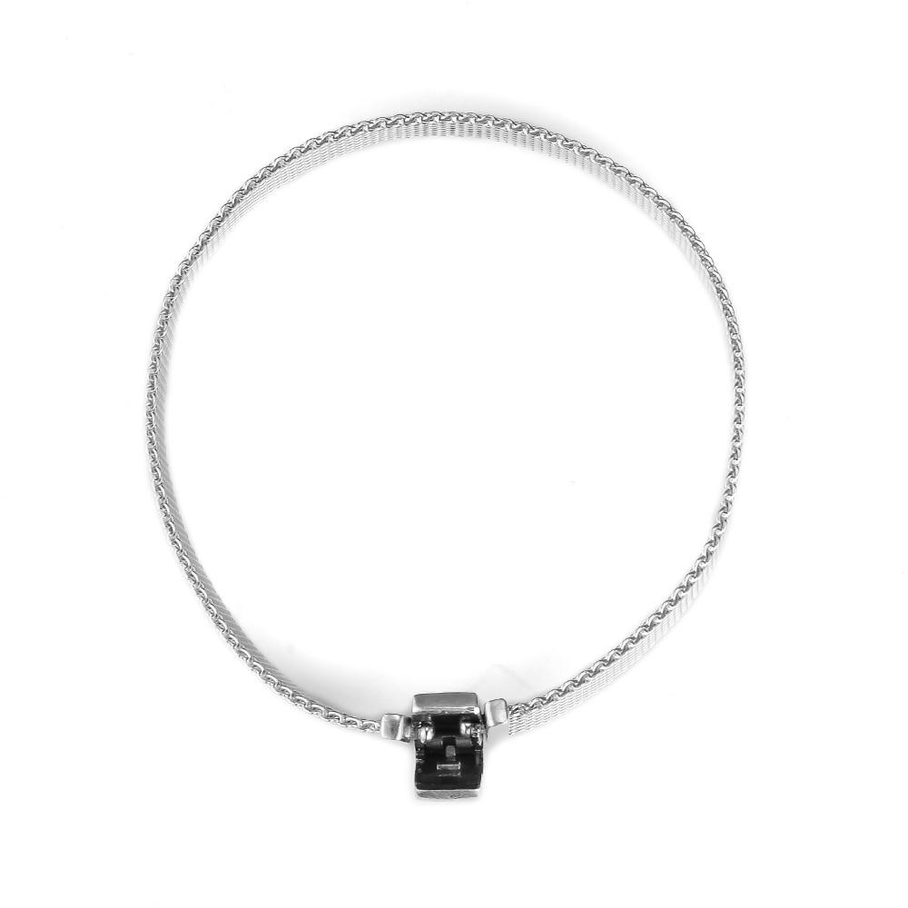 Image 2 - 2018 New Fashion Reflexions Bracelets for Women & Men DIY Beaded Bracelets Charms Belt Silver 925 Jewelry Reflexions Collection-in Charm Bracelets from Jewelry & Accessories