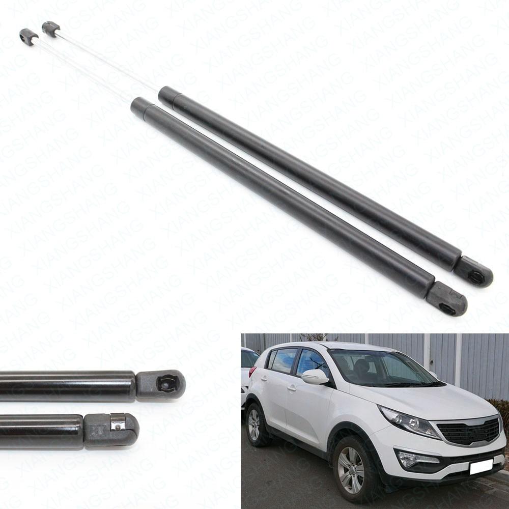 Satz von 2 Heckklappen-Heckklappen-Gasdruckfedern unterstützt - Autoteile - Foto 1