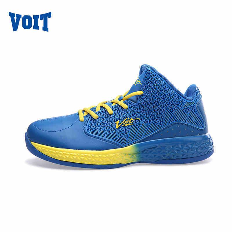 voit 2015 mens high top sneakers wear non slip basketball