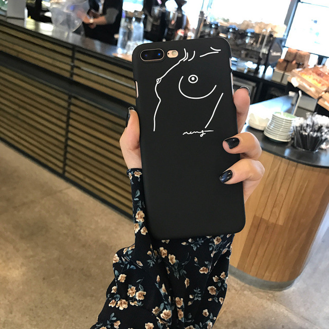 Szyhome Phone Cases Korea Ins Celebrity For Iphone  Plus Case Fashion For Iphone