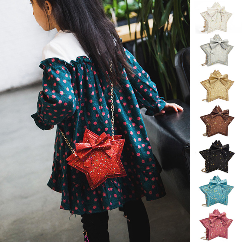 Baby Girls Bag Plush Backpacks Messenger Bag Cute Sequins Kids Small  Children Handbags Shoulder Bags