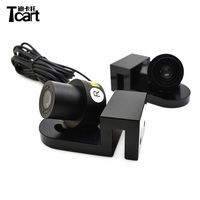 Tcart Car LED Lamps Door Welcome Lights Lamps Angel Wings Logo Universal Laser Projector Auto lights car car accessories